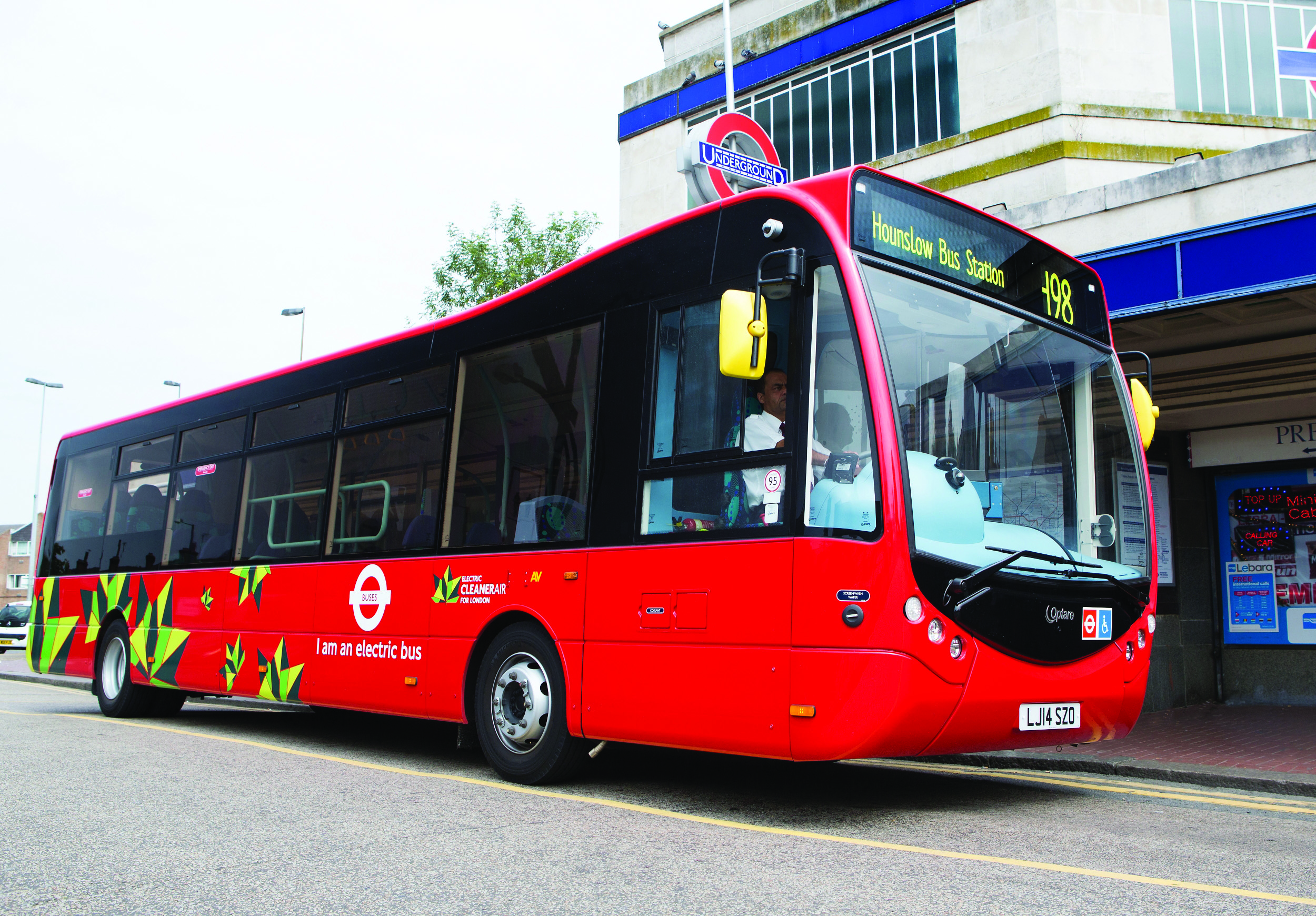 Metro Bus Cleaner : Following the journey of green bus transport business