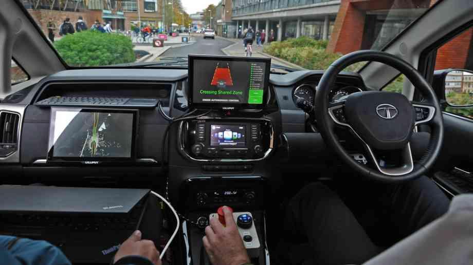 UK Autodrive November 2017 demo